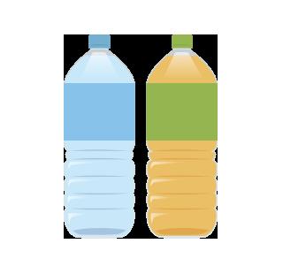 大きなペットボトル