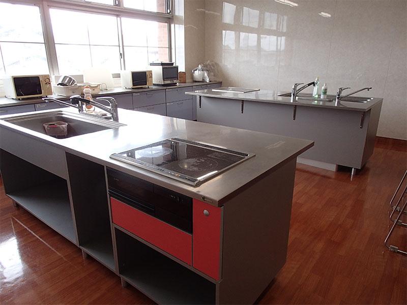 2階調理室