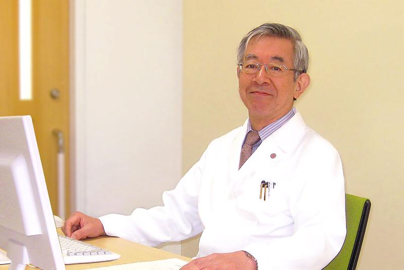堀井茂男 慈圭病院院長