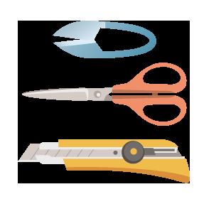 刃物・カッター・ナイフ