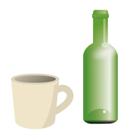 陶器・ガラス瓶