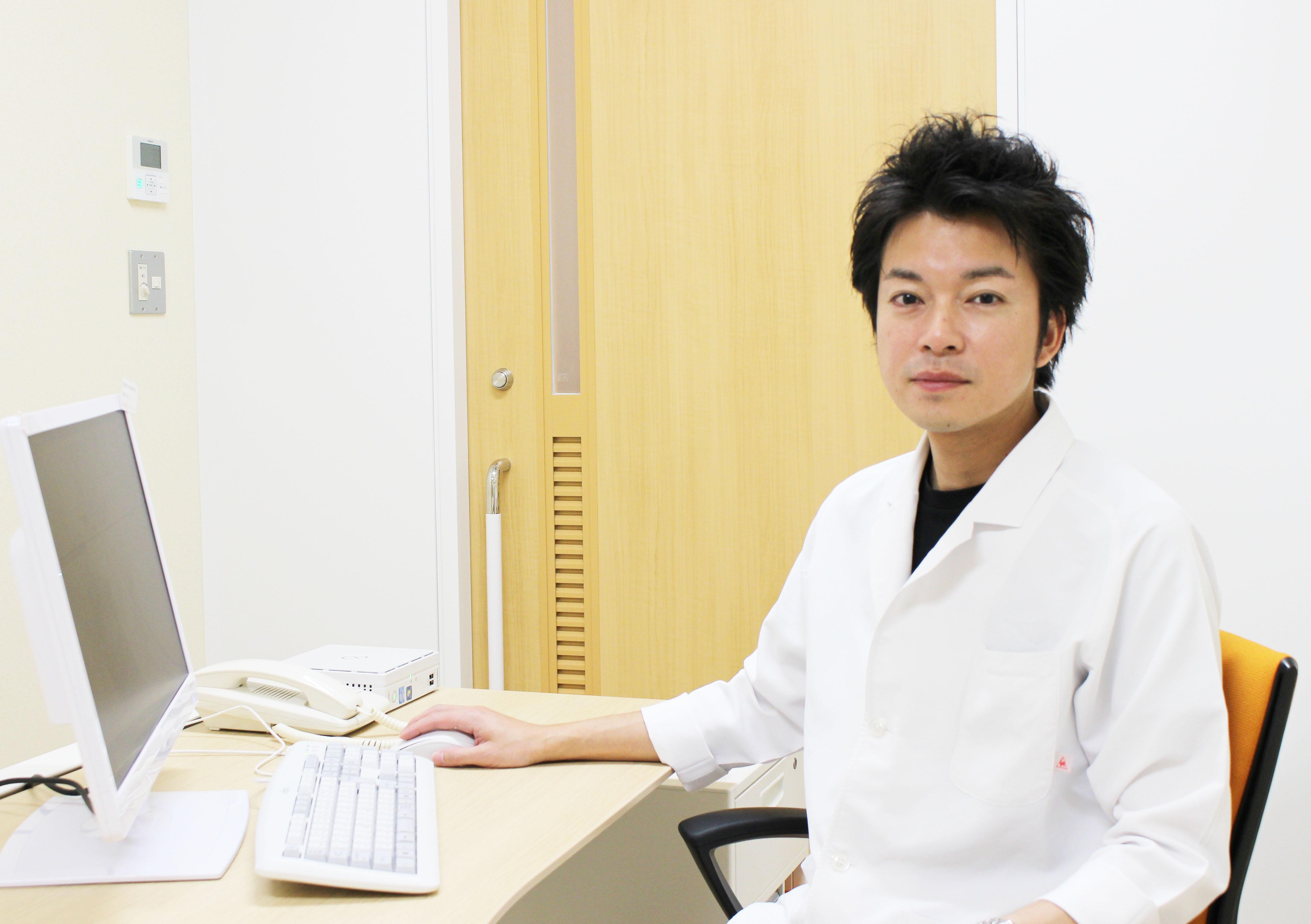 鷲田健二 病棟医長