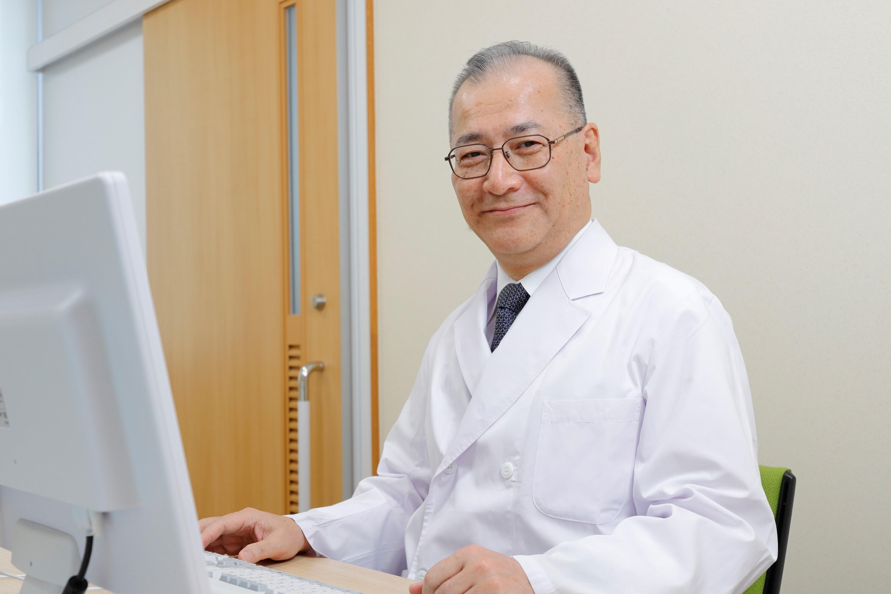 武田俊彦 慈圭病院院長